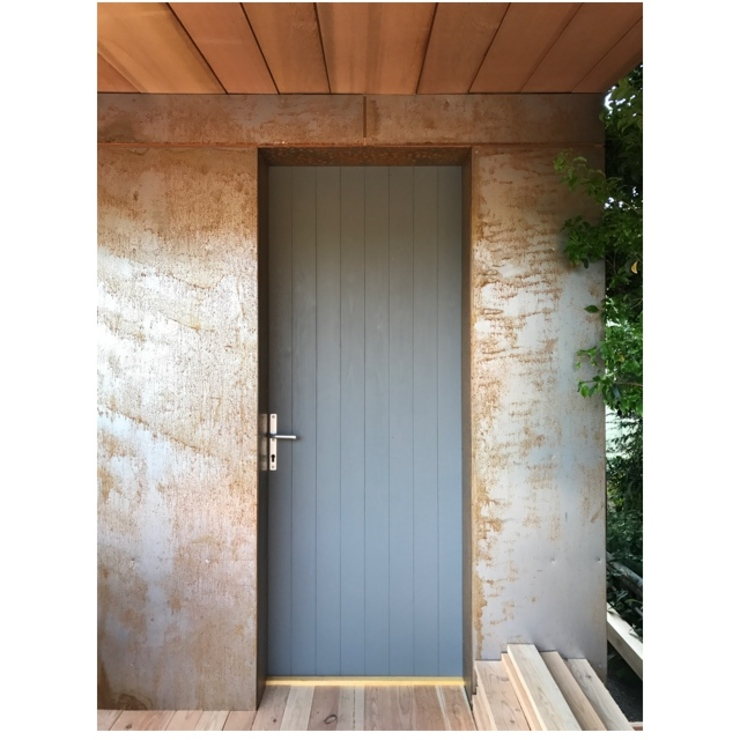 株式会社山崎屋木工製作所 Curationer事業部 Windows & doors Doors Wood Multicolored