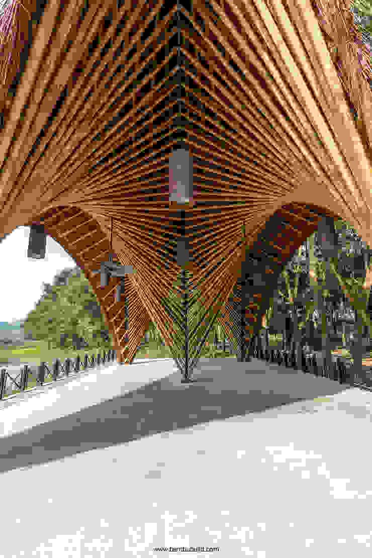 Gian triển lãm Flamingo bởi BAMBU Nhiệt đới