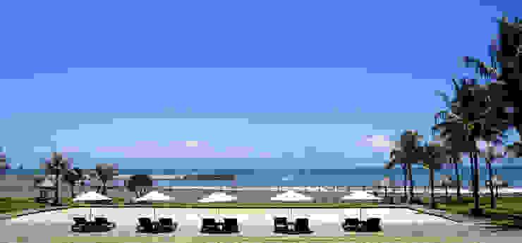 西子灣飯店 根據 長晟園藝 熱帶風