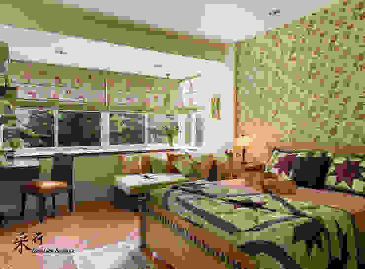Color-Lotus Design ห้องนอน กระเบื้อง Beige