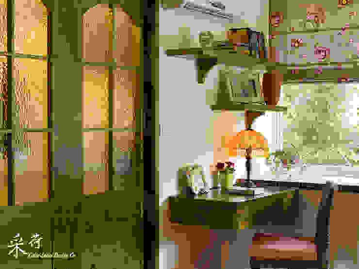 雙溪山居-鄉村風格 根據 Color-Lotus Design 田園風 木頭 Wood effect