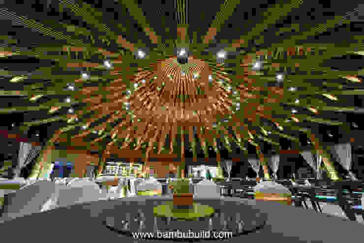 ร้านอาหาร โดย BAMBU, โมเดิร์น