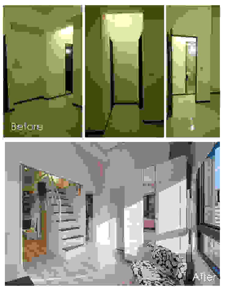 臥室廊道 一葉藍朵設計家飾所 A Lentil Design