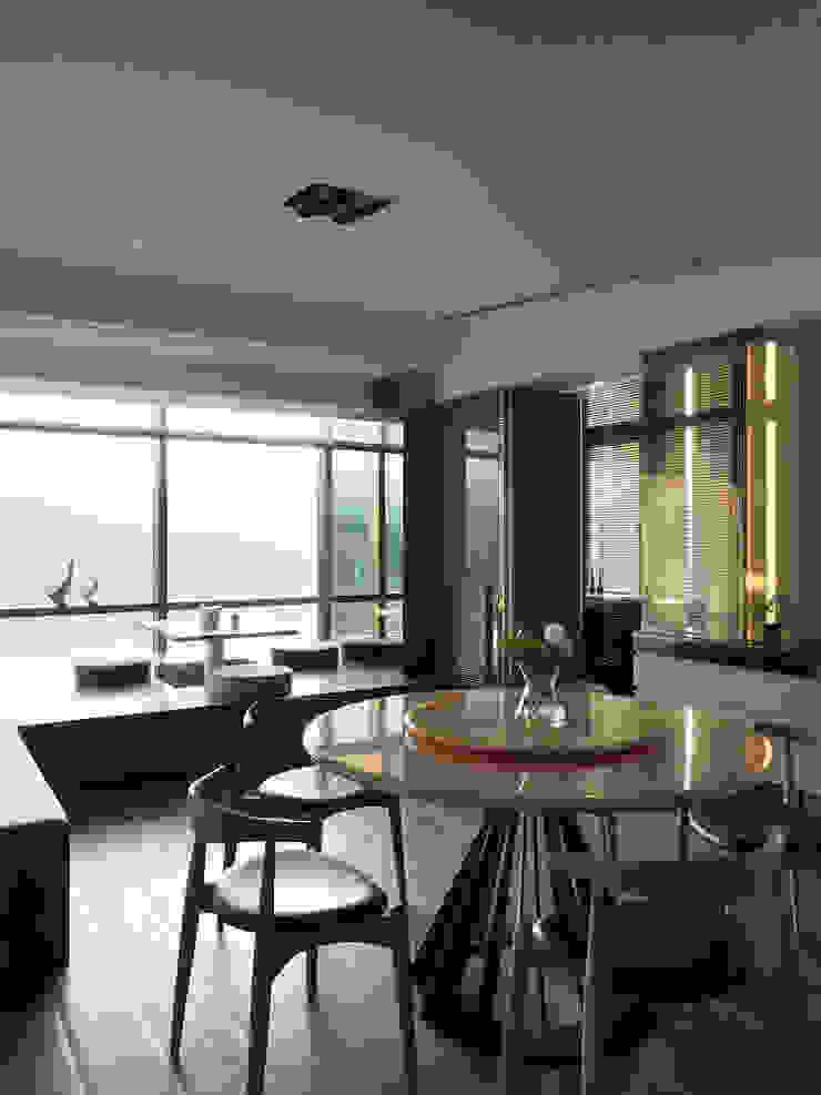 思路 延伸 Sense of Meditation 根據 禾築國際設計Herzu Interior Design 現代風