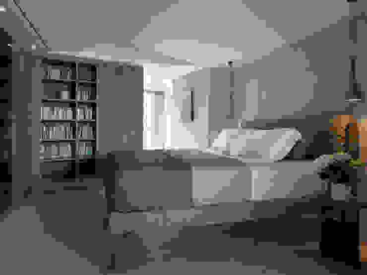 禾築國際設計Herzu Interior Design Спальня