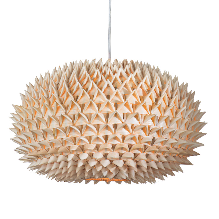 Spikey Ball Easy to Fit Light Shade Litecraft Living roomLighting