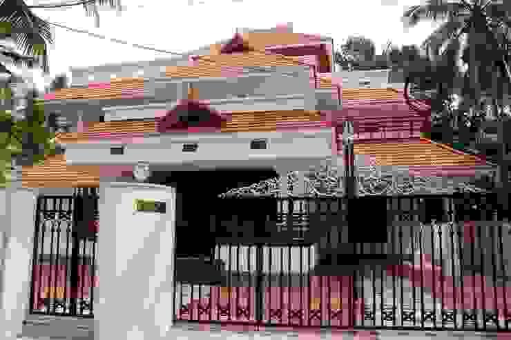 kerala projects Asiatische Häuser von Royal Designs Architects Asiatisch