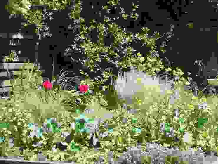 Huerta/Jardín un concepto de integración Jardines de estilo rural de Pell Paisajismo Rural