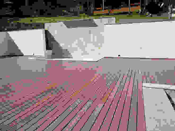 Ecopex Rustic style walls & floors Wood-Plastic Composite Wood effect