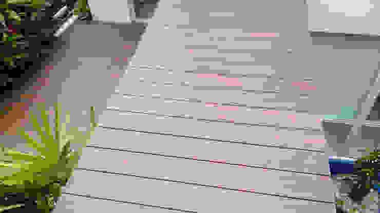 Ecopex Zen garden Wood-Plastic Composite Wood effect