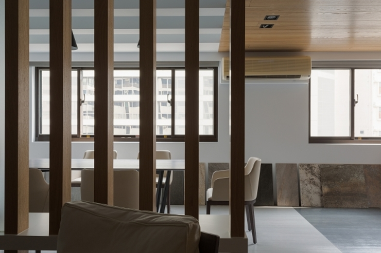 根據 KD Panels 現代風 木頭 Wood effect