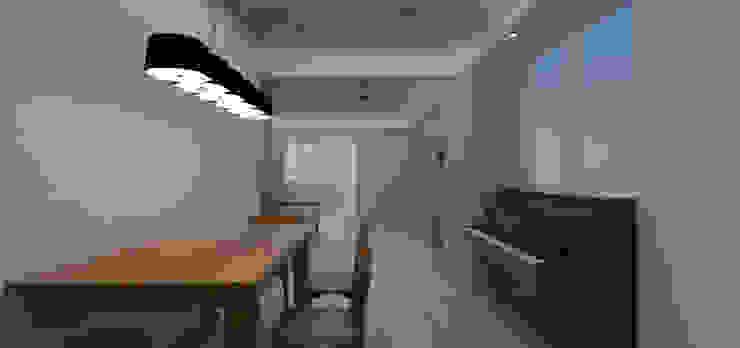 LI RSSIDENCE 根據 Fu design 簡約風 塑木複合材料