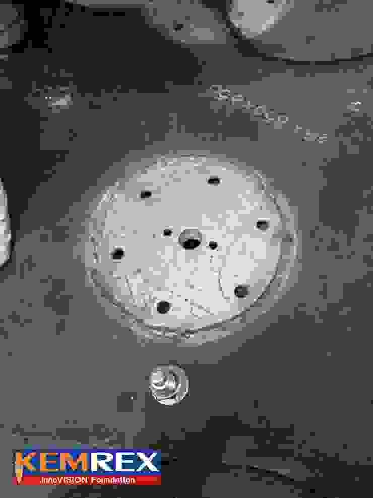 งานฐานราก Hoist Crane คุณวัชรกรณ์ โดย บริษัทเข็มเหล็ก จำกัด