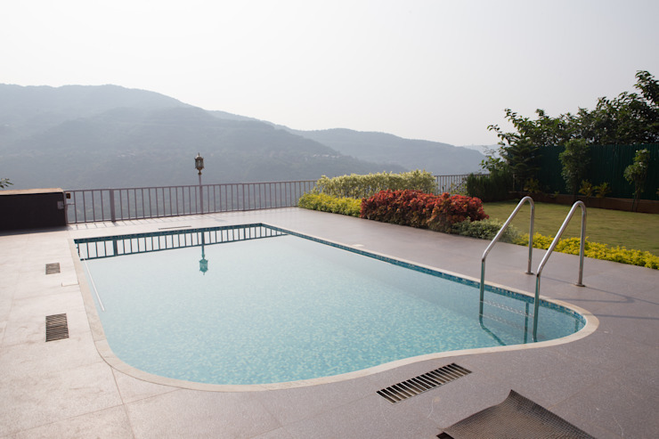 Bungalow- Lavasa by Aesthetica Modern
