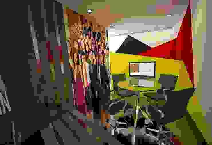 Meeting Space Modern schools by Studio - Architect Rajesh Patel Consultants P. Ltd Modern