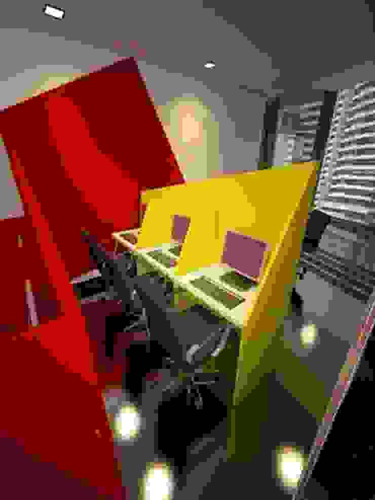 Computer Lab Modern schools by Studio - Architect Rajesh Patel Consultants P. Ltd Modern