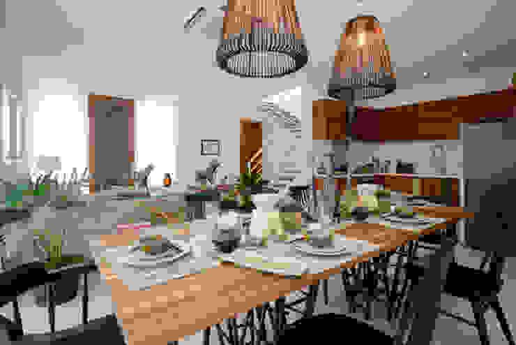 KASA Marilen Styles Asian style dining room