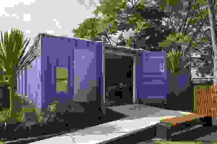 Casa Containes Casas modernas por Daniel Kalil Arquitetura Moderno