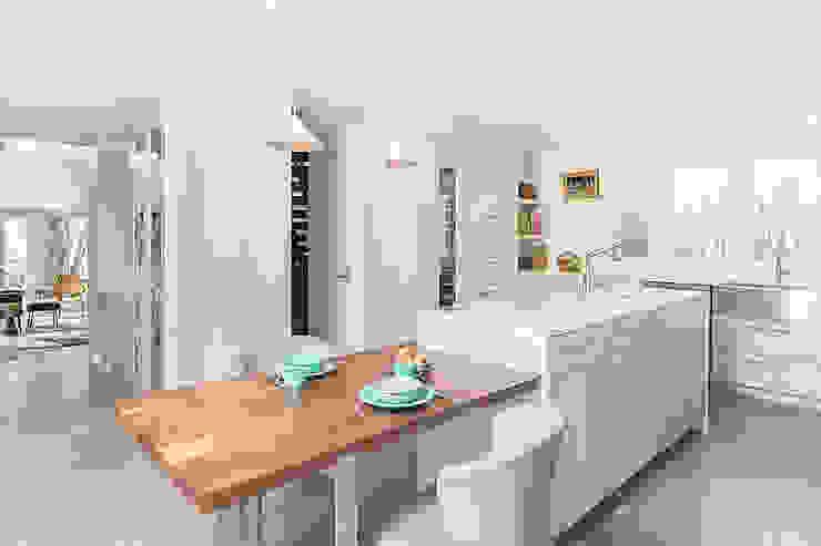 Dutchess County Residence, Amenia, NY Modern Kitchen by BILLINKOFF ARCHITECTURE PLLC Modern