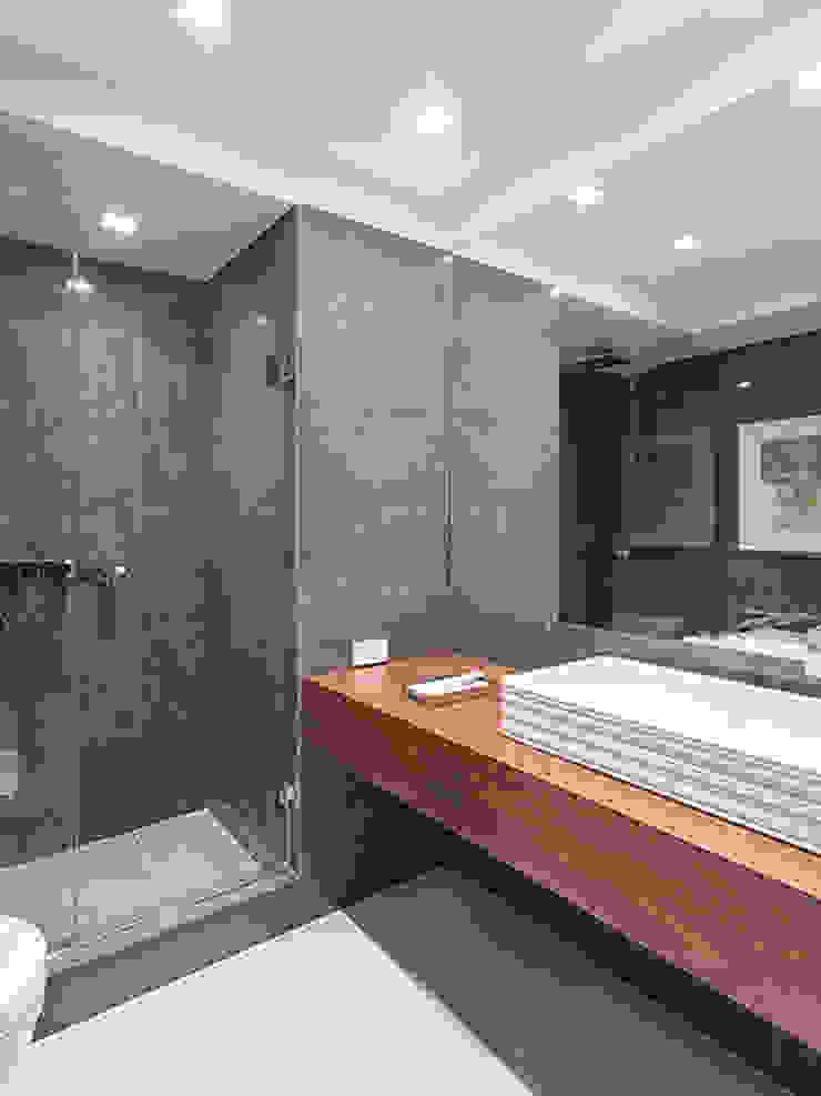 클래식스타일 욕실 by BILLINKOFF ARCHITECTURE PLLC 클래식