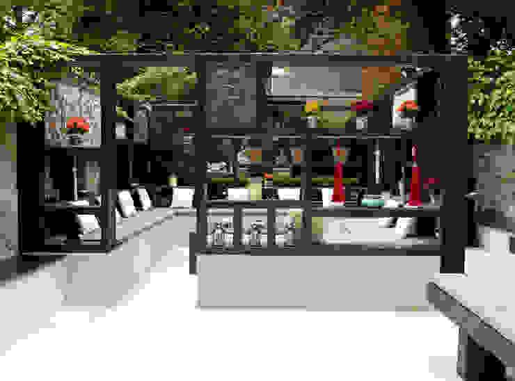 Garden Room Earth Designs Giardino moderno