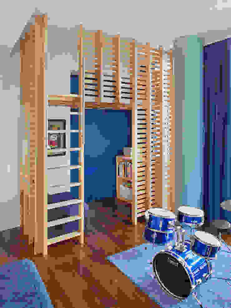 BILLINKOFF ARCHITECTURE PLLC 嬰兒房/兒童房