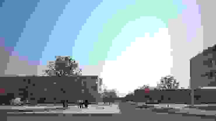 Intervención paisajística Villa Portales de XS Arquitectura