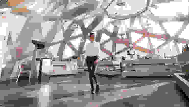 Palais des congrès modernes par Fermox Solutions Moderne