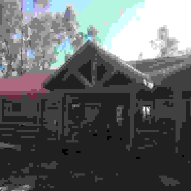 casa campo Casas de estilo rural de homify Rural