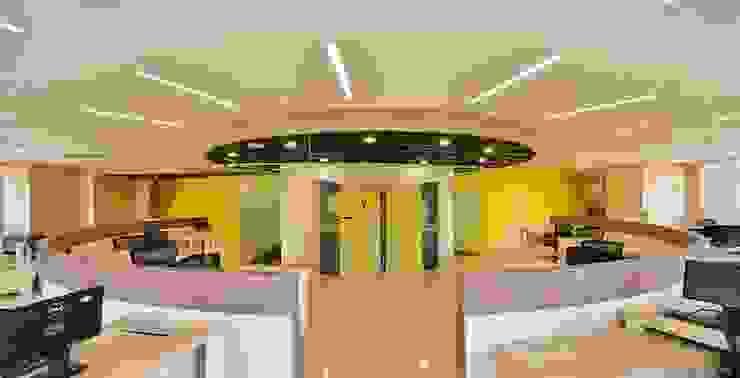 Collaborative Area Modern schools by Studio - Architect Rajesh Patel Consultants P. Ltd Modern