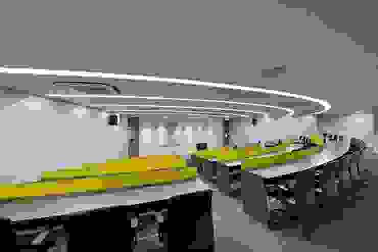 Classroom Modern schools by Studio - Architect Rajesh Patel Consultants P. Ltd Modern