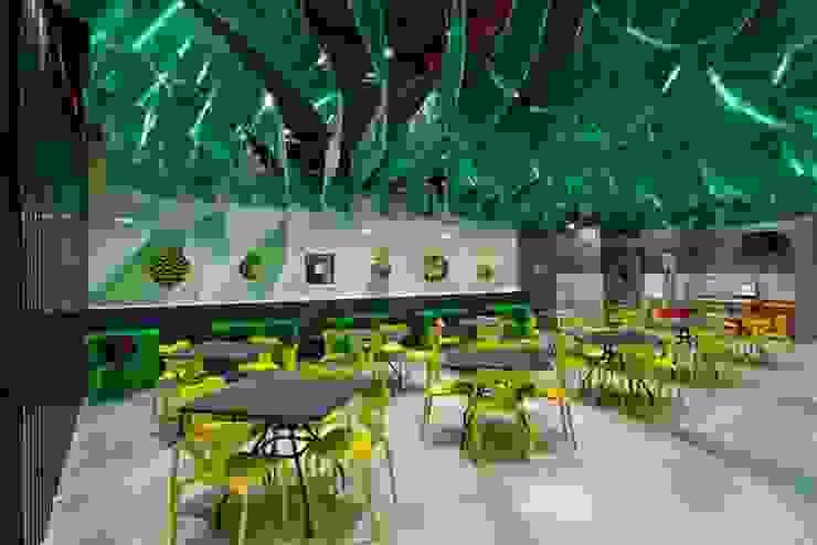 Executive Cafe Modern schools by Studio - Architect Rajesh Patel Consultants P. Ltd Modern
