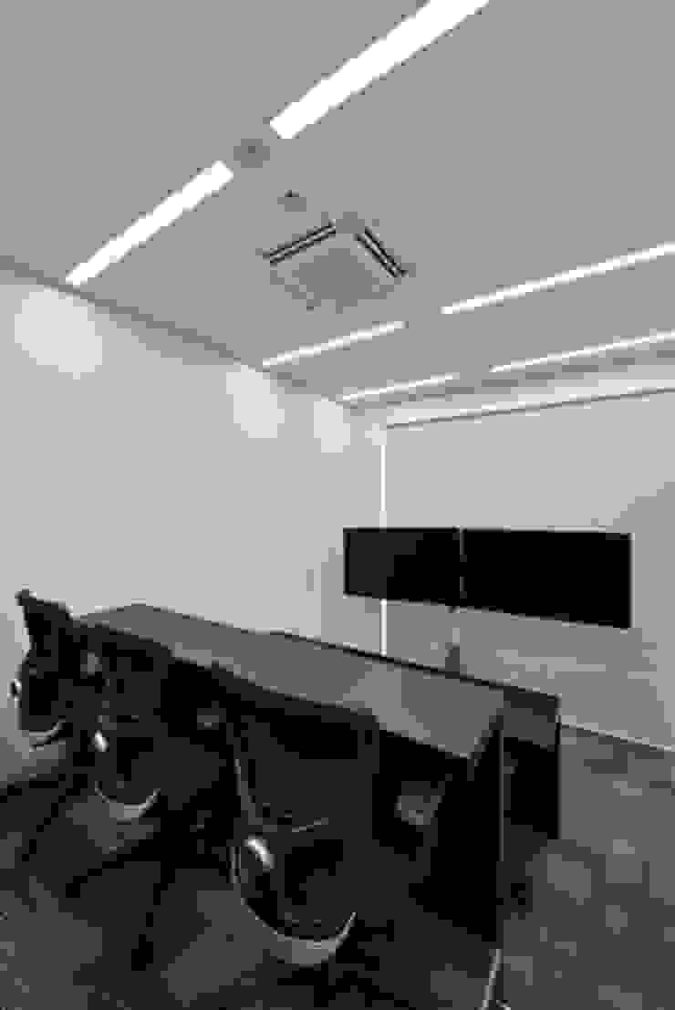 Meeting Room Modern schools by Studio - Architect Rajesh Patel Consultants P. Ltd Modern