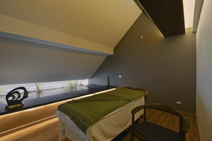 Manja Spa- Room Studio - Architect Rajesh Patel Consultants P. Ltd Hotels