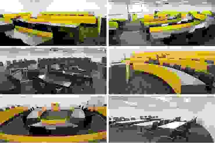 Classrooms Modern schools by Studio - Architect Rajesh Patel Consultants P. Ltd Modern