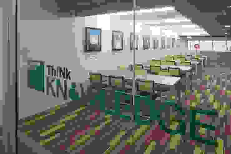 Reading Room Modern schools by Studio - Architect Rajesh Patel Consultants P. Ltd Modern