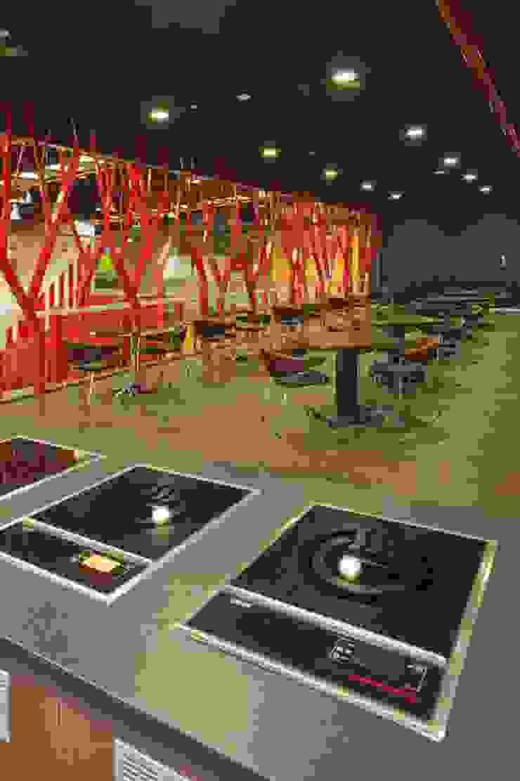 Dining Area Modern schools by Studio - Architect Rajesh Patel Consultants P. Ltd Modern