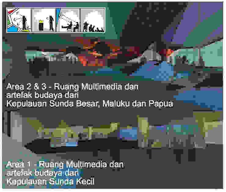 Penatahan Seni ring Jimbaran - Bali Oleh WaB - Wimba anenggata architects Bali