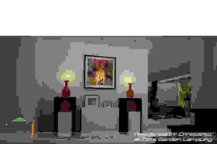 Citra Garden Residence Lampung:modern  oleh PD.Teguh Desain Indonesia, Modern