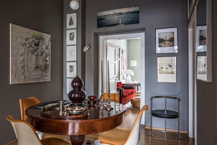Entrée tredup Design.Interiors Corridor, hallway & stairsAccessories & decoration