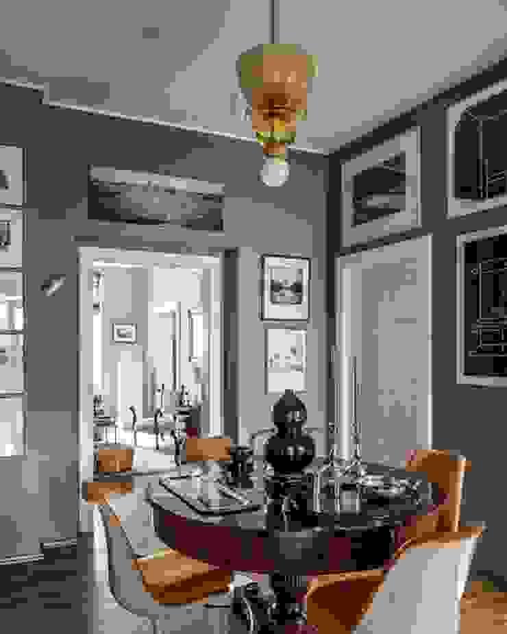 Entrée tredup Design.Interiors Modern Corridor, Hallway and Staircase