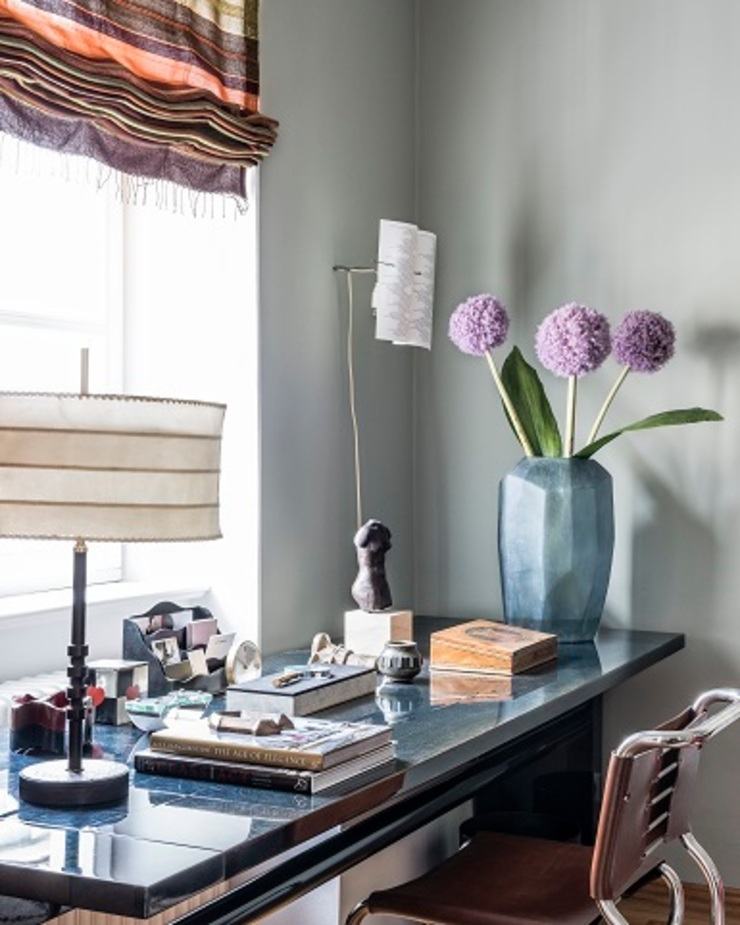 Desk tredup Design.Interiors Modern Study Room and Home Office