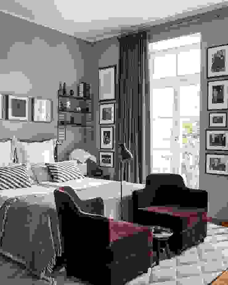 Bedroom tredup Design.Interiors Modern Bedroom