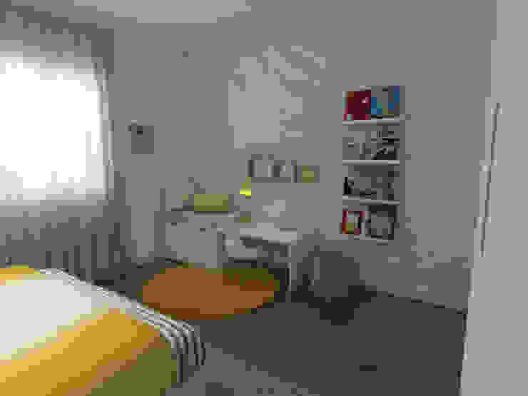 Nursery/kid's room تنفيذ The Spacealist - Arquitectura e Interiores