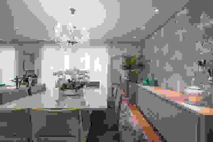 Modern dining room by Factus Arquitetura Planejamento Interiores Modern