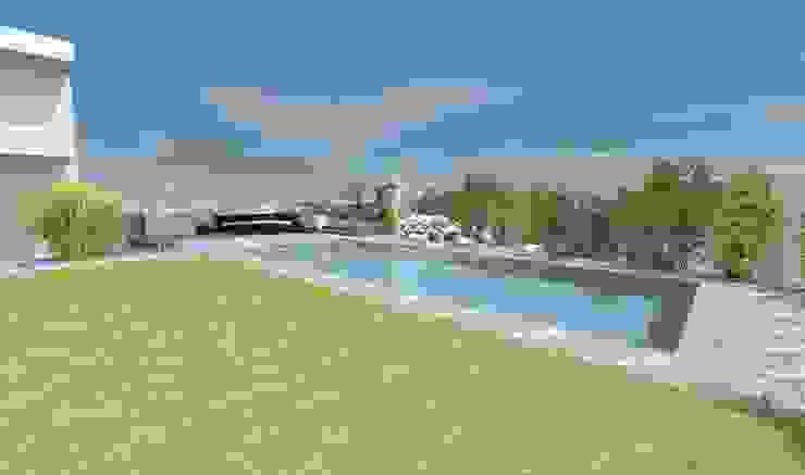 Schwimmbad 2 Lifestyle & More by Lyke Gschwend - Atelier für Garten & Landschaftsdesign Gartenpool