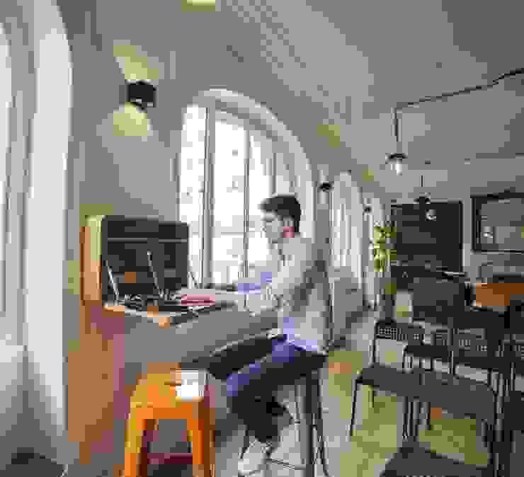 MOBISKILL, Paris NEDGIS Espaces de bureaux modernes