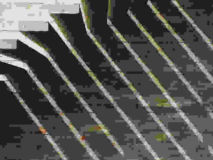 casa hc Corredores, halls e escadas modernos por grupo pr | arquitetura e design Moderno