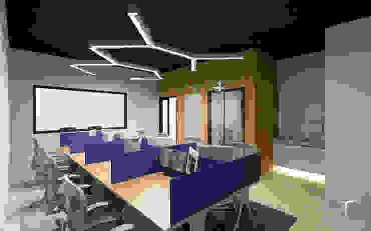 CallCenter comercial Traktor Arquitectura Estudios y despachos modernos
