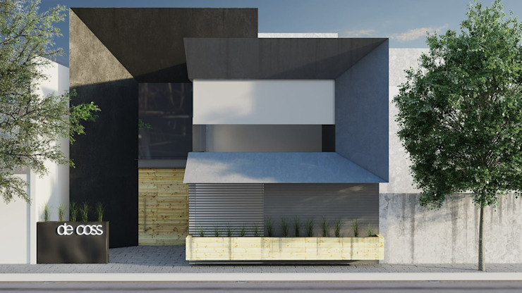 by Modulor Arquitectura